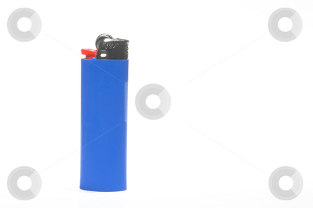 Disposable Cigarette Lighter stock photo, Anti-Smoking or Arson Concept - Cigarette Lighter by Robert Byron