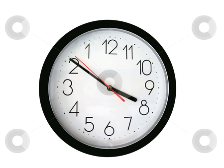 Reversal Clock stock photo, With this special clock you will grow younger and younger. by Petr Koudelka