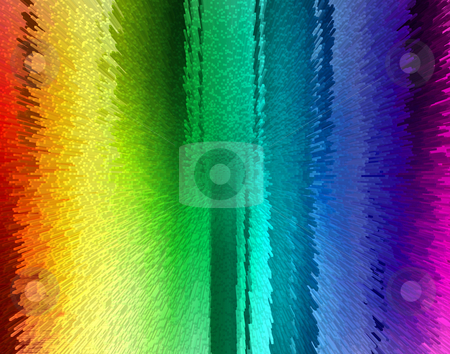 Background stock photo, Abstract background with rainbow colors and lines by Vlad Podkhlebnik