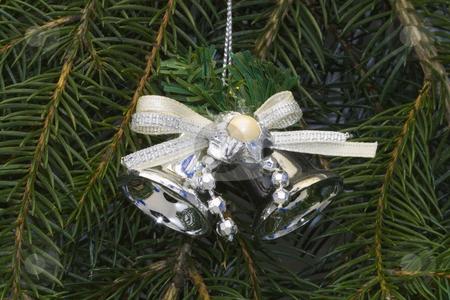 Christmas Decoration stock photo, A christmas ornament - seasonal decoration - close up by Petr Koudelka