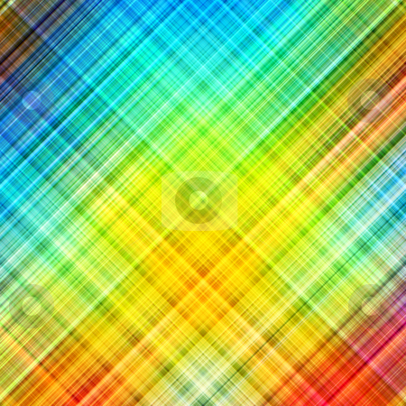 Rainbow colors diagonal lines abstract background. stock photo, Rainbow colors diagonal lines abstract background. by Stephen Rees