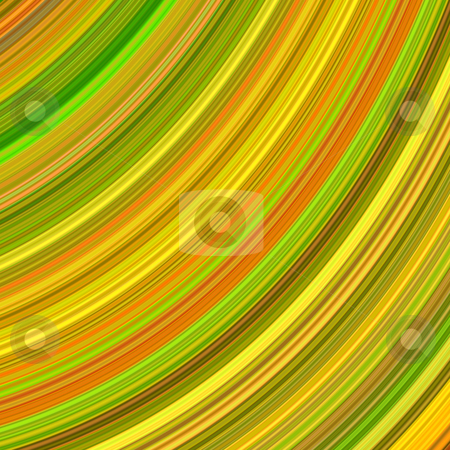 Vibrant color curves abstract background. stock photo, Vibrant color curves abstract background. by Stephen Rees