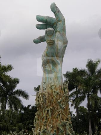 Holocaust Memorial in Miami, Florida stock photo,  by Ritu Jethani