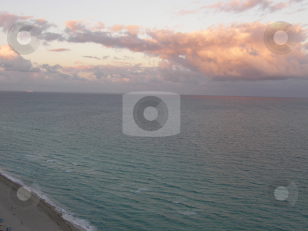 Sunny Isles Beach (Miami) in Florida stock photo,  by Ritu Jethani