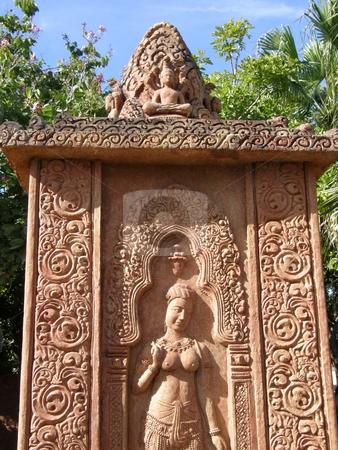 Hindu Temple stock photo,  by Ritu Jethani