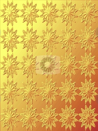 Beautiful ornament gold texture star stock photo,  by ZaKaRiA- MaStErPiEcE