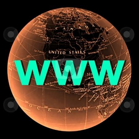 Internet world-wide-web stock photo,  by ZaKaRiA- MaStErPiEcE