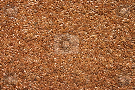 Flax seed close up stock photo, Flax seed close up by Stephen Rees