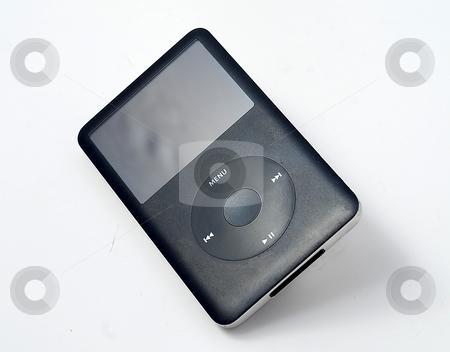 MP3 Player stock photo, MP3 Player by Matt Ferrell