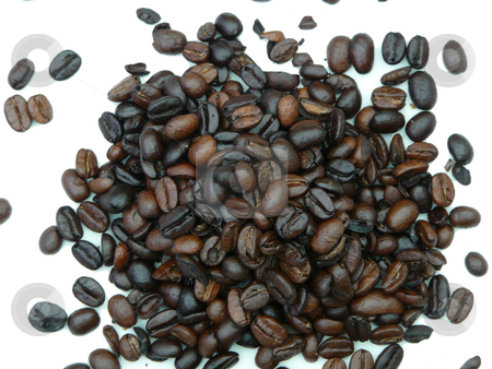 Coffee Beans stock photo,  by Corinna Walby