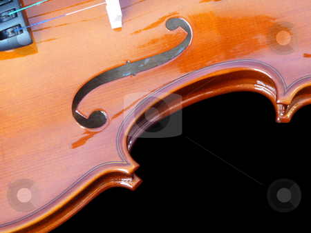 Violin stock photo,  by Corinna Walby
