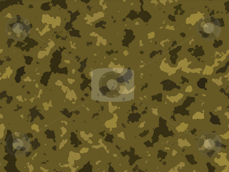 Desert Army Camouflage  Background Texture Design stock photo, Desert Army Camouflage  Background Texture Design by Robert Davies