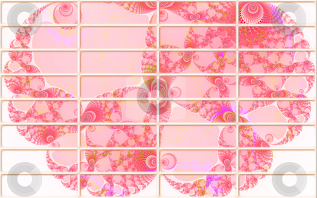 Light Pink Fractal Design 2d Buttons For Website Navigation stock photo, Light Pink Fractal Design 2d Buttons For Website Navigation by Robert Davies