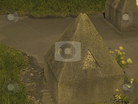 Obelisk Monument at Night stock photo, Obelisk Monument at Night by Robert Davies