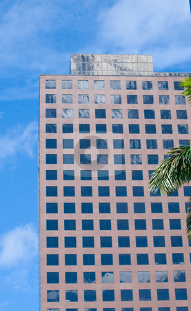 Modern Office Building stock photo, Modern office building in Florida by Robert Cabrera