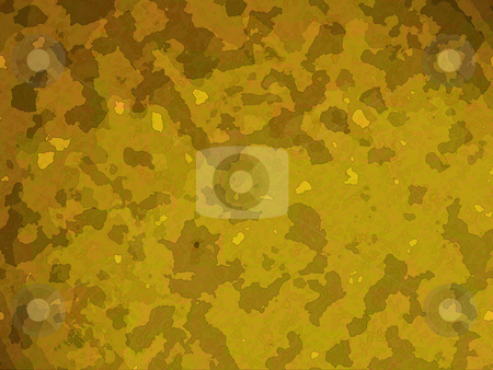 Yellow Desert Military Camouflage Effect Background stock photo, Yellow Desert Military Camouflage Effect Background by Robert Davies