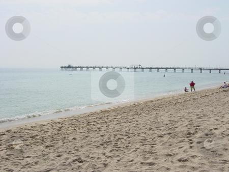 Beach Day stock photo,  by Lori Kirk