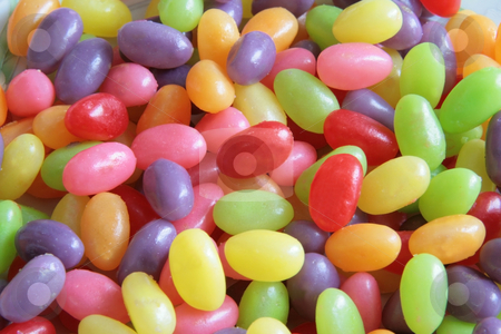 Jelly beans stock photo, Colorful jelly beans can be used as background by Jonas Marcos San Luis