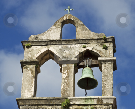 Bell tower stock photo,  by Sinisa Botas