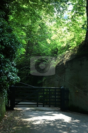 Gate to somewhere stock photo, Gateway by Ray Roscoe