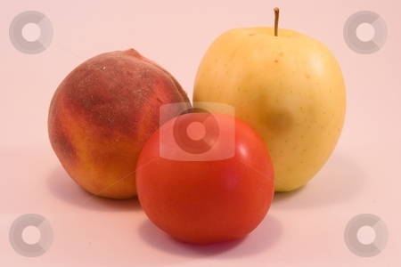 Fruits stock photo, The term fruit has many different meanings depending on context. In botany, a fruit is the ripened ovary by Mariusz Jurgielewicz