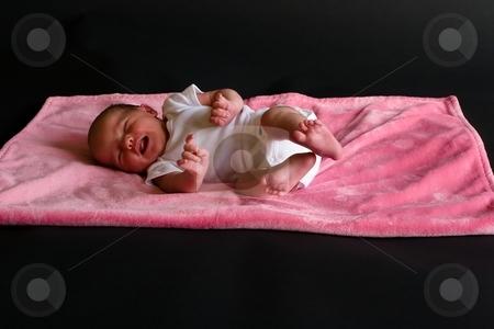 Newborn stock photo, 7 days old newborn by Mariusz Jurgielewicz