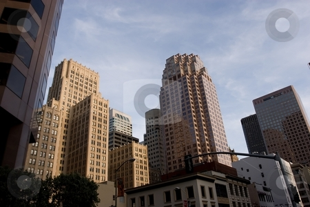 San Francisco stock photo, Financial District is a neighborhood in San Francisco, California that serves as its main central business district. by Mariusz Jurgielewicz