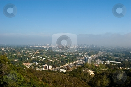 Los Angeles stock photo, Los Angeles is the largest city in the state of California and the second largest in the United States by Mariusz Jurgielewicz