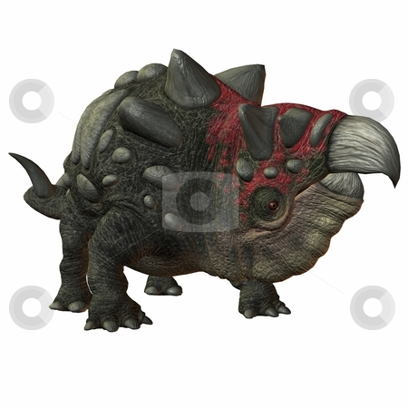 Fantasy Monster stock photo, 3D Render of an Fantasy Monster by Andreas Meyer