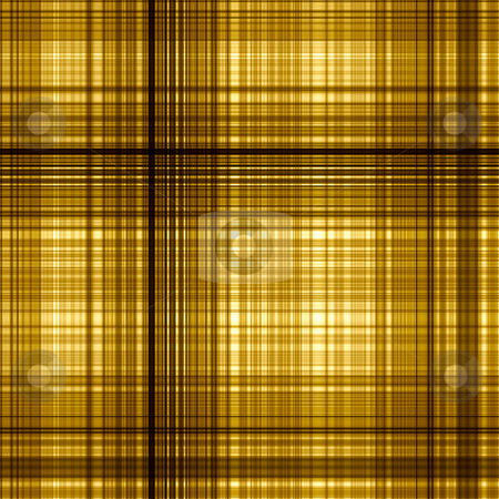 Gold color grid pattern abstract background. stock photo, Gold color grid pattern abstract background. by Stephen Rees