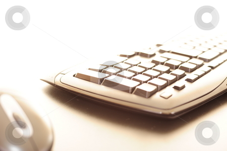Abstract computer keyboard stock photo, Abstract of a computer keyboard, suitable for background image or conceptual design. by Nicolaas Traut