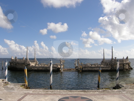 Vizcaya Museum  stock photo,  by Ritu Jethani