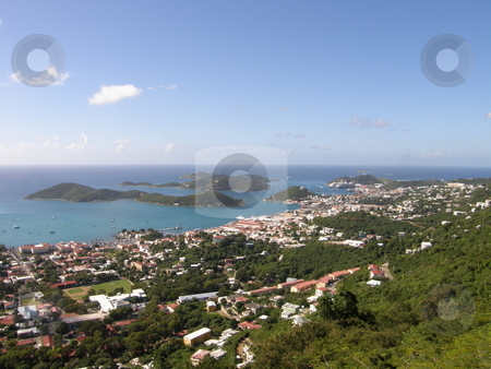 St Thomas in the US Virgin Islands stock photo, St Thomas in the US Virgin Islands by Ritu Jethani