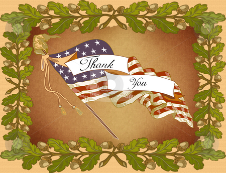Greeting Card-Veteran's Day stock photo,  by Andreas Meyer