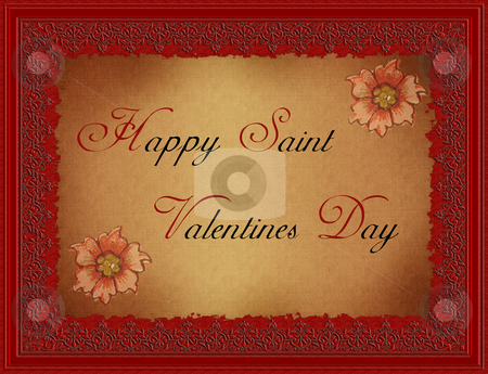 Greeting Card-Valentin stock photo,  by Andreas Meyer
