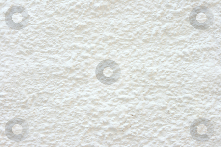 White wall texture stock photo, Detail from white wall surface for texture and background use by EVANGELOS THOMAIDIS