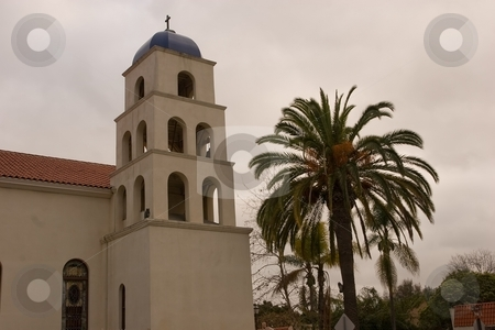 Old Town stock photo, Historic Old Town in San Diego, California by Mariusz Jurgielewicz