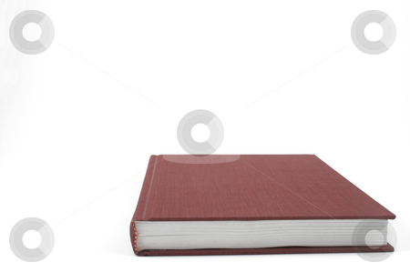 Book stock photo, A book full of words and phrases. by Robert Byron