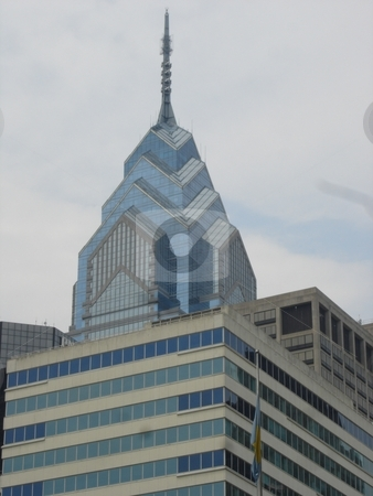 Buildings in Philadelphia stock photo,  by Ritu Jethani