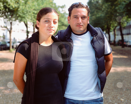 MPIXIS551074 stock photo, Young couple by Mpixis World
