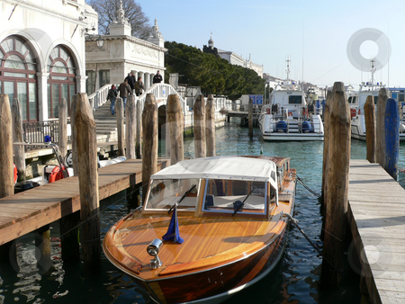 Venice stock photo, In Venice by John Tsilidis
