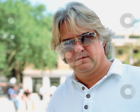 MPIXIS551065 stock photo, Man in sunglasses by Mpixis World