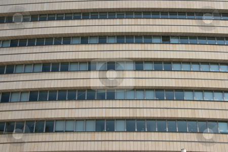 Windows horizontal stock photo, Architecture and constructions modern building detail for background use windows horizontal by EVANGELOS THOMAIDIS