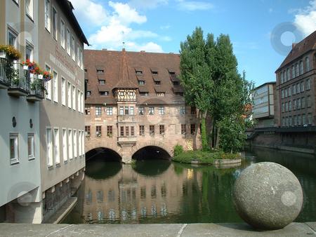Colection 3 stock photo, Numberg, Germany by John Tsilidis