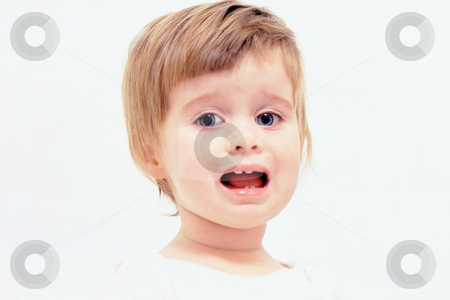MPIXIS550384 stock photo, Portrait of a baby by Mpixis World