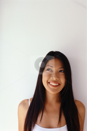 MPIXIS599039 stock photo, Portrait of a smiling woman by Mpixis World