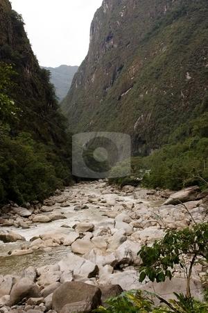 Urubamba stock photo, The Urubamba River (Rio Urumamba) is a river in Peru. by Mariusz Jurgielewicz