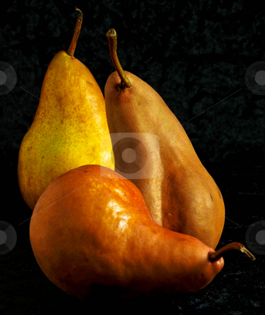 Pears stock photo, Pear still life by Elf Evans