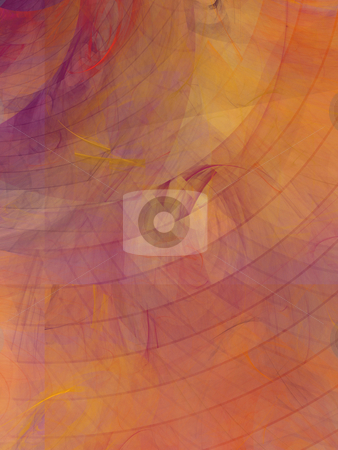 Abstract paper stock photo, Abstract paper background, 3d computer generated by Tilo