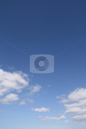 Natural sky background stock photo, Natural sky background, vertical by Tilo